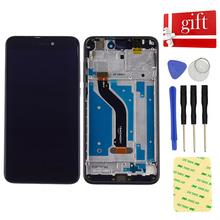 Dla Huawei P8 Lite 2017 P9 lite 2017 PRA-LA1 PRA-LX1 PRA-LX3 wyświetlacz LCD ekran dotykowy Panel Digitizer zgromadzenie rama tanie tanio Pojemnościowy ekran 1920x1080 3 For Huawei P8 Lite 2017 P9 lite 2017 PRA-LA1 PRA-LX1 PRA-LX3 LCD i ekran dotykowy Digitizer