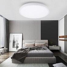 Ultra Thin LED Ceiling Lights Modern Lighting Led Lamps for Living Room Bedroom Kitchen Surface Mounted 220V Lampada