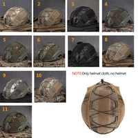 エアガン狩猟戦術的なヘルメットカバー CS ウォーゲームスポーツヘルメットカバー Ops コア PJ/BJ/Mh タイプ fast ヘルメット