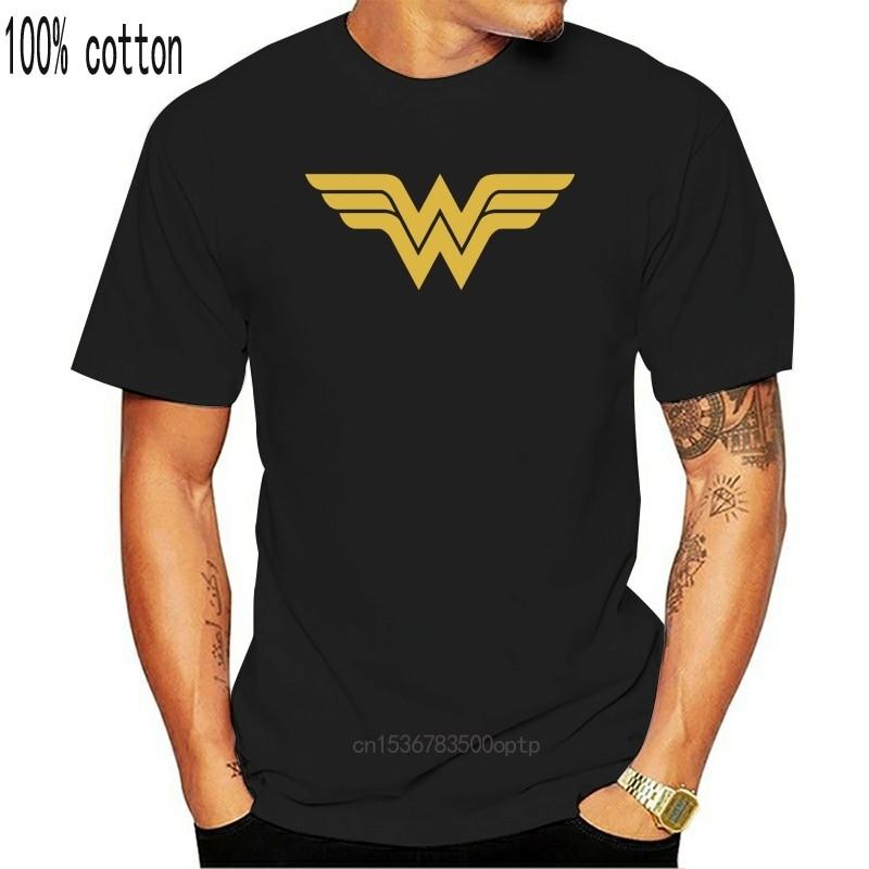Чудо-Женщина Классический или bv символ комиксов вдохновил футболка S-2Xl взрослые дети тренажерные залы Фитнес футболка