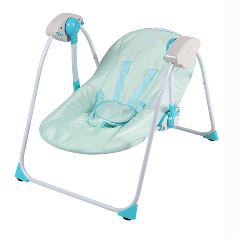 Baby Electric Rocking Chair Pacifying Chair Coaxing Baby Artifact Baby Cradle Sleeping Chair Coaxing Rocking Bed