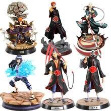 Naruto pcv Action Figures ból Chibaku Tensei Hidan kakushinata Naruto pcv zabawkowa figurka świąteczny prezent dla kolekcja dla dzieci zabawka