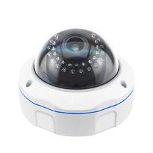 4MP AHD Surveillance Camera Dome Indoor 2.8-12MM Manual Varifocal Home Security 25M Night Vision Infrared CCTV Camera with OSD free shipping evtevision 720p 2 8 12mm vari focal lens ahd camera indoor plastic dome 15m night vision cctv security camera