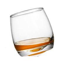 Творческий конус поворот гироскопа старомодные виски Стекло стакан дух чашки бокал для бренди Verre виски стекло ROCK der Whiskybecher