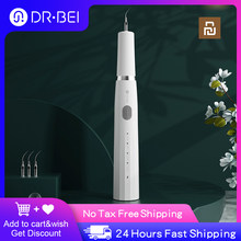 DR·BEI Dental Calculus Electric Tartar Remover Ultrasonic Whitening Rechargeable Tooth Cleaner YC2 Xiaomi Youpin