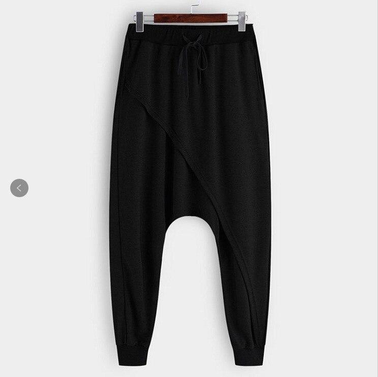 Men's Skinny Harem Pants Men's Sports Pants Casual Plus-sized Sweatpants Procurement Service