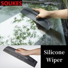 רכב אחורי מול שמשה קדמית לשטוף מברשת מנקה עבור מיצובישי לנסר 10 ASX פאג רו X פורד פוקוס 2 3 פיאסטה סיטרואן c4 C5 C3