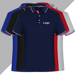 New Summer Men Customized Polo Shirt Print Your Own HD Photo Design Women Breathable Cotton Short Sleeve Tee Shirts Jerseys Tops