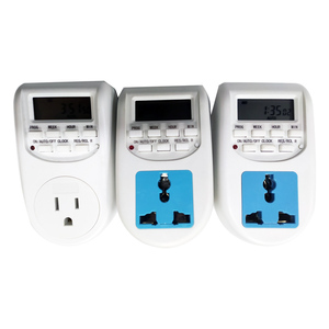 EU UK US Plug Energy Saving Timer Programmable Electronic Timer Socket Digital Timer Household Appliances For Home Devices|Garden Water Timers|Home & Garden -