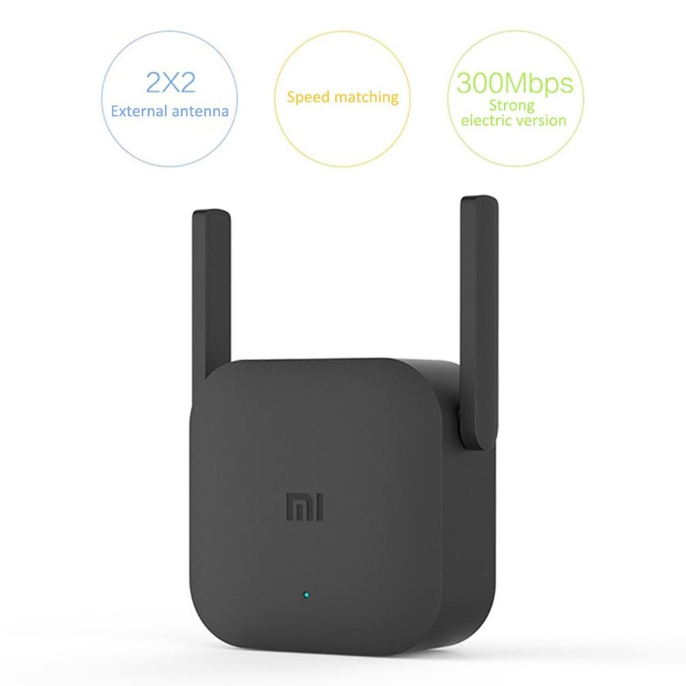 Xiaomi WiFi Repeater Pro 300M Amplifier Network Expander Router Power Extender 2 Antenna for Router WiFi Home