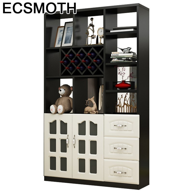 Cristaleira Adega Vinho Living Room Mobilya Meble Kitchen Vetrinetta Da Esposizione Mueble Commercial Bar Furniture Wine Cabinet