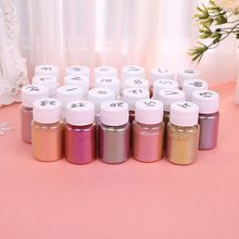 2019 New DIY Jewelry Crafts Making Color Changing Pearlescent Mica Powder Resin UV Glue Epoxy Pigment