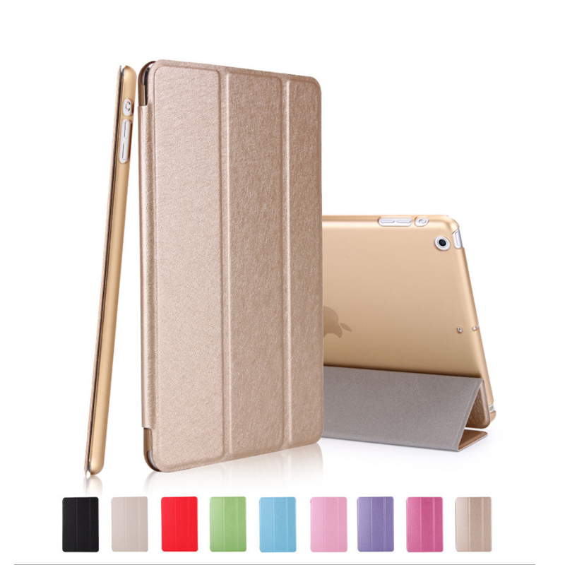 """Case For Apple iPad Air 1 9.7"""" A1474 A1475 Cover Flip Tablet Leather Smart Magnetic Stand Shell Cover For Ipad Air 2 A1566 A1567"""