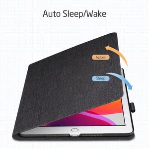 Image 3 - ESRกรณีสำหรับiPad Pro 12.9/11 2020 2018 11/10.5 Pro iPad 7/Mini 1 2 3 4 5/iPad Air 1 2 3 4 Oxfordผ้าPUหนังสมาร์ทปก