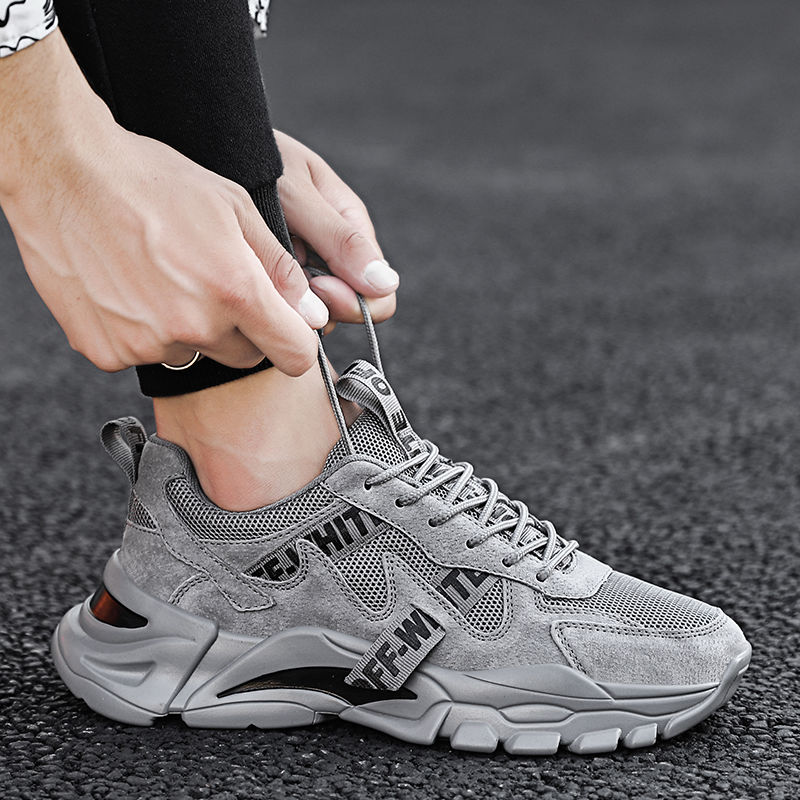 Men Casual Shoes Solomon Series Explosion-proof Sneakers Shoes 2020 Large Size Outdoor Shoes Non-slip Breathable Sports Shoes 44