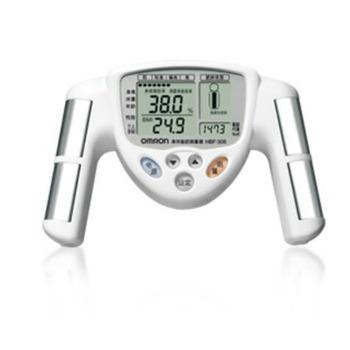 Wysokiej jakości BMI męski i żeński przyrząd do pomiaru tłuszczu ogólnego przyrząd do pomiaru tłuszczu test tłuszczu ręcznego LCD tanie i dobre opinie HANRIVER 197 * 128 * 49mm plastic Tkanki tłuszczowej monitory