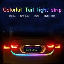 1 Набор автомобильный светильник светодиодный striptail drl