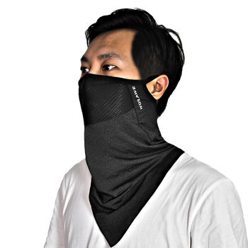WOSAWE Unisex Sport Triangle Scarf Cycling Bandana Summer Breathable Neck Collar Sun Protection Face Guard Windproof Face Mask 1