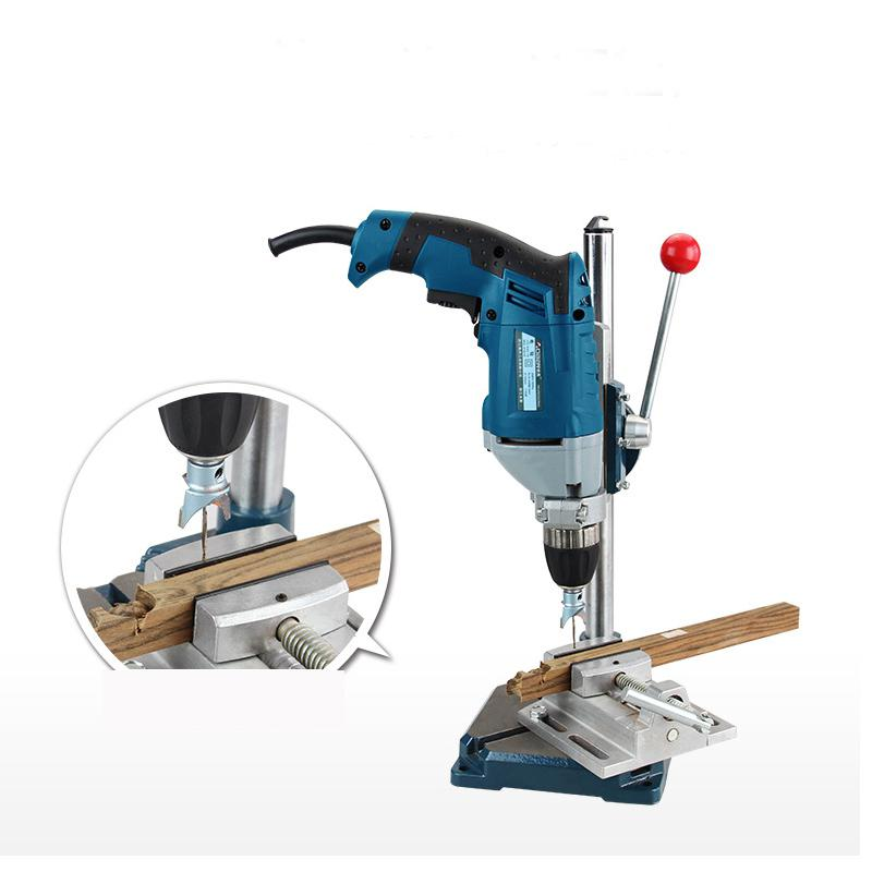 Industrial Heavy Duty 2.5 Inch Drill Press Vise Milling Drilling Clamp Machine Vise Tool Workshop Tool Machine Tools Accessories