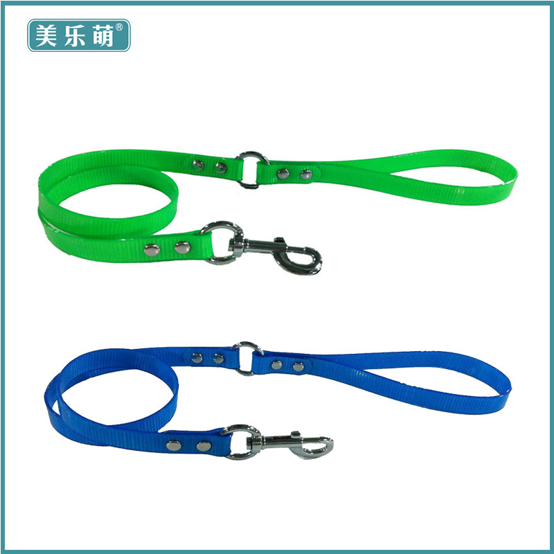 Hot Selling New Style Pet Supplies TPU Dog Daily Use Waterproof Hand Holding Rope Neck Ring