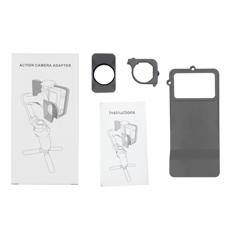 Prenosni ročni adapter za držalo kamere za DJI OSMO Mobile 3 to za - Kamera in foto - Fotografija 2