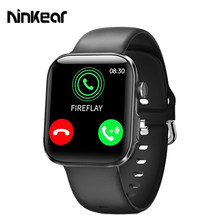 Ninkear GT3 Pro smart watch 1.54 inch 2.5D full touch screen IP68 waterproof 240 PPI Bluetooth call pedometer smart sports watch
