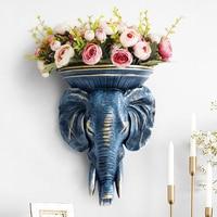 Nordic style Decorative closet, Decorative vase Decorative house resin vase home decoration accessories Wedding decoration