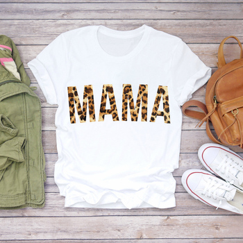 Women Cartoon Super Mom Life Momlife Summer Print Lady T-shirts Top T Shirt Ladies Womens Graphic Female Tee T-Shirt 7