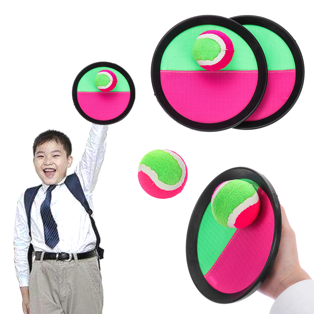 Ball Catch Throw Sticky-Ball-Toys And Entertainment-Accessories Game-Set Sucker Outdoor-Toy