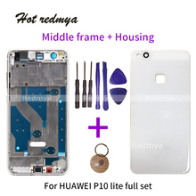 Middle Frame For Huawei P10 Lite Back Gl
