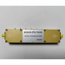 0-90dB 5Watts Manual Attenuator DC-3.0GHz 50Ohms 1dB Steps SMA Step Attenuators ATN39050-05 SMA KEY PRESS
