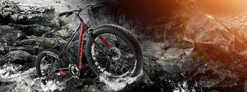 Wolf's fang Bicycle Mountain Bike Aluminum alloy 27 Speed 29 Inches Road bikes  bmx mtb snow Fat bike beach bicycles New Man