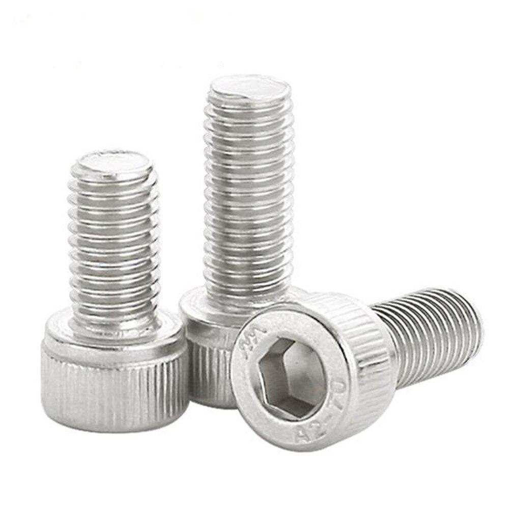 Titanio DIN 912/tornillo M8/x 25/mm tornillos de cabeza hexagonal Socket Cap