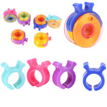 Sewing Thread Bobbin Holder Clamp Clips Bobbin Buddies Great For Embroidery(China)