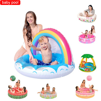 Baby playing pool Swimming pool Inflatable swimming pool and accessories Kids inflatable bathtub piscinas inflables children playing pool intex cartoon shape inflatable swimming pool kids inflatable bathtub piscinas inflables game pool