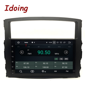 """Image 3 - Ido 9 """"أندرويد 9.0 سيارة لتحديد المواقع لاعب لميتسوبيشي باجيرو V97 V93 2006 2011 مع 8Core 4GB + 32G راديو تلقائي الوسائط المتعددة نافي"""