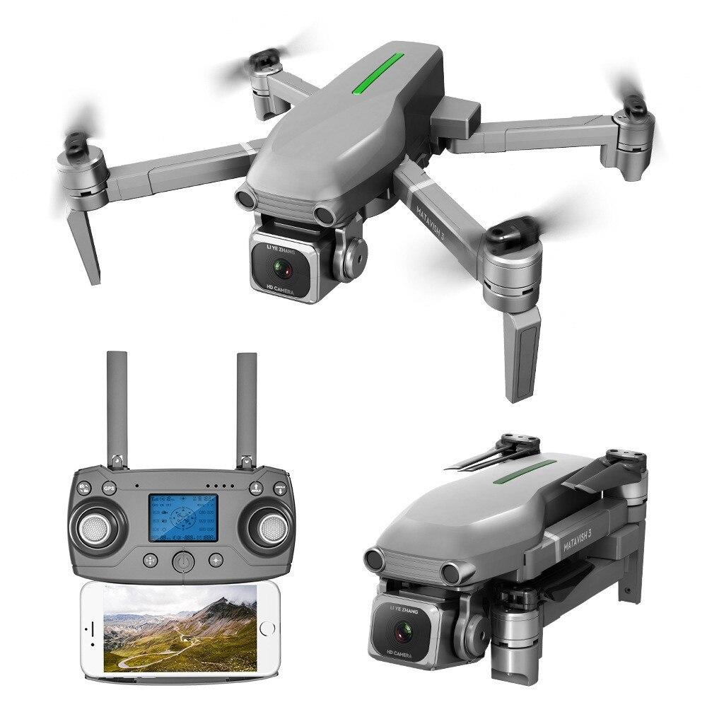 L109 S Радиоуправляемый Дрон Квадрокоптер 4K HD камера 5G WiFi gps Дроны с одним ключом возврат высоты удержание 800 м WiFi изображение расстояние Дрон игрушки - 5