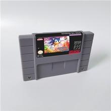 Sonic The Hedgehog เกมการกระทำUSรุ่นภาษาอังกฤษ
