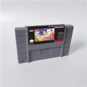 Image 1 - Sonic the Hedgehog eylem oyun kartı abd versiyonu İngilizce dil