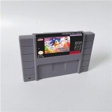 Sonic the Hedgehog tarjeta de juego de acción, versión estadounidense, idioma Inglés