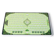 Полностью разделенная электронная обучающая машина для Святого Корана Y pad, игрушка для планшета, мусульманский ислам, Детская обучающая игрушка для чтения