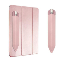 Pencil Case Tablet Accessories Universal Back Adhesive Elastic Protective Artifi