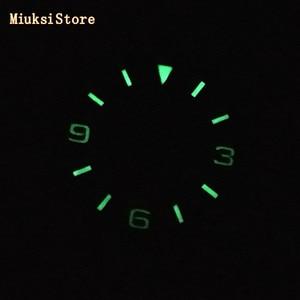 Image 5 - Bliger sterile 29 millimetri luminoso della manopola della vigilanza fit ETA 2824/2836, Mingzhu DG 2813/3804, miyota 8205/8215/821A/82 movimento serie