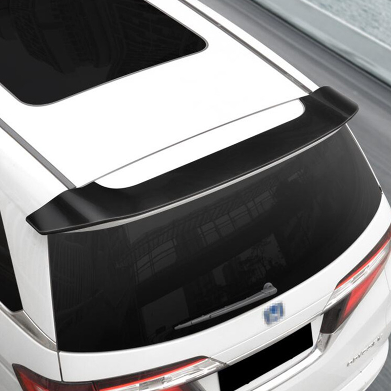CEYUSOT FOR Roof Spoiler Accessory Honda Odyssey ABS Material CAR Rear Window WING TAIL FIN Decoration 2015 2016 2017 2018 2019