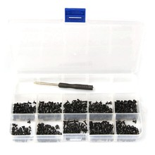 501Pcs / Box Laptop Screw Set Notebook Netbook Kit Micro-Screw Combination Laptop Mounting Screw Assembly(China)