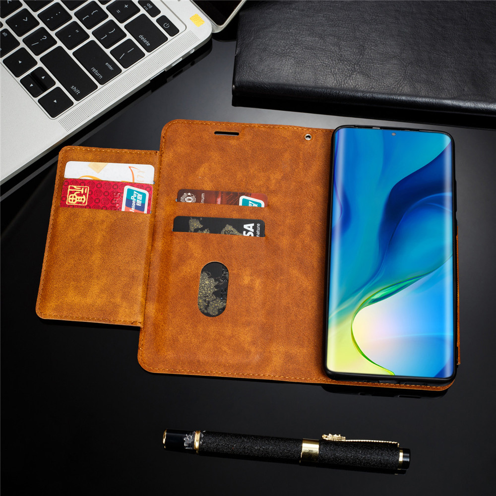 Huawei P20 Lite Case Retro PU Leather Case Huawei P20 Lite P8 P9 P10 P20 P30 Lite Pro Case Cover Detachable 2 in 1 Multi Card Wallet Phone cases15
