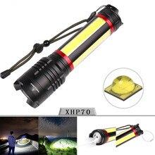 led flashlight zoomable LED Fla
