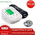 Automatische Digitale Arm Blutdruck Monitor BP Blutdruckmessgerät Manometer Meter Tonometer für Mess Arterielle Druck