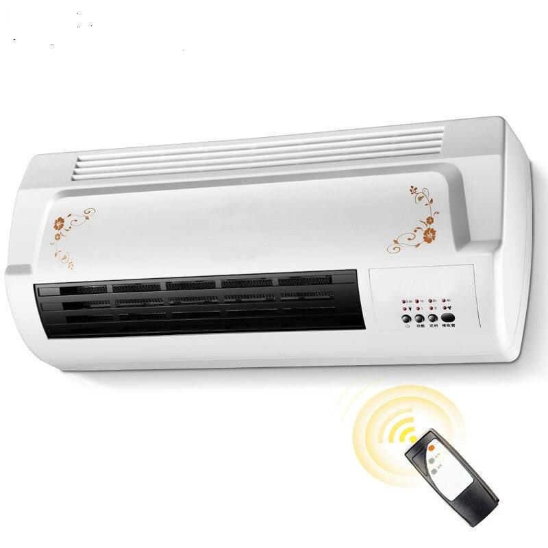 Теплый Прохладный двойного назначения воздуходувки Электрический нагреватель вентилятор ванная комната настенный грелка керамический те...