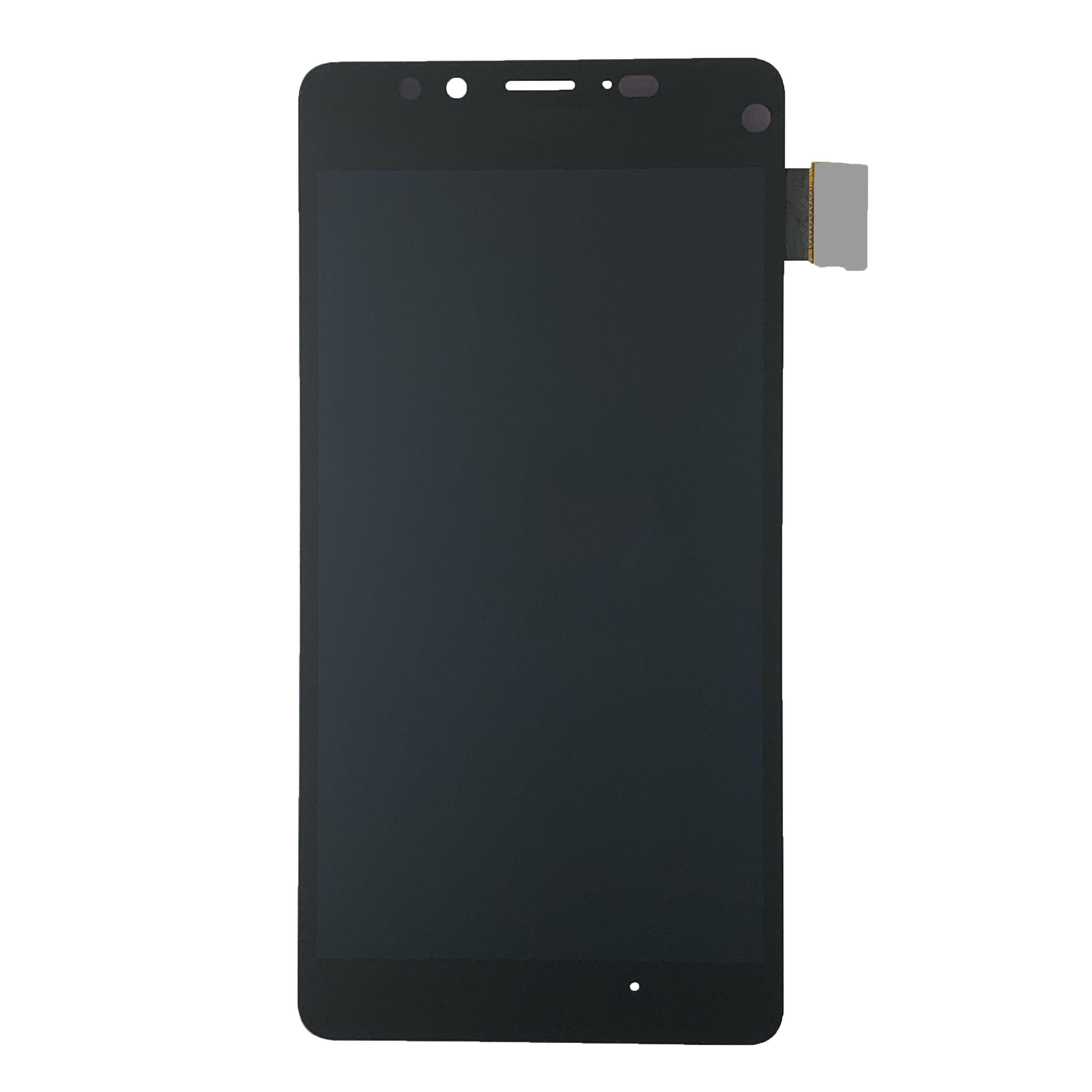 Suitable for NOKIALumia <font><b>950</b></font> RM-1104 RM-1118 brand new original LCD screen, touch screen digitizer component repair <font><b>parts</b></font>, with d image
